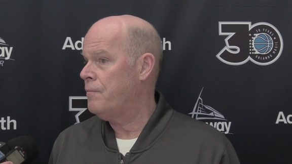 Magic Practice: Steve Clifford (2/23)