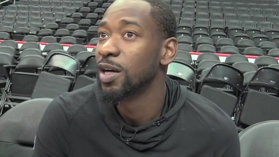 Wizards Pregame: Terrence Ross