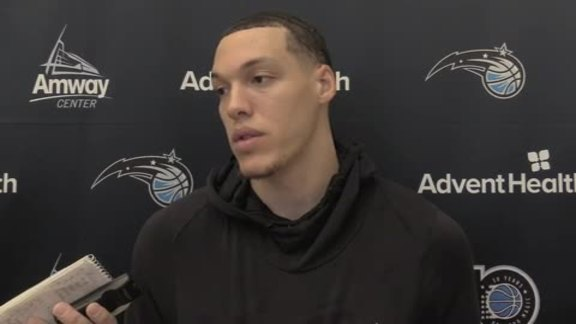 Magic Practice: Aaron Gordon (3/21)