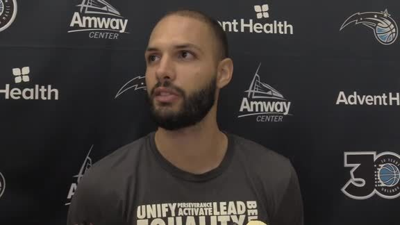Magic Practice: Evan Fournier (3/24)