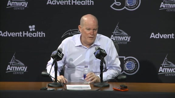 Steve Clifford's Postgame Press Conference (3/25)