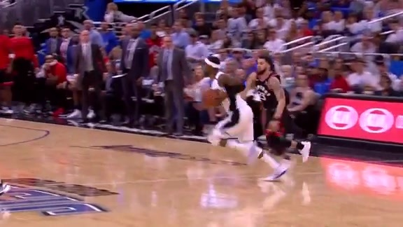 T-Ross' Buzzer-Beating Triple in Game 4