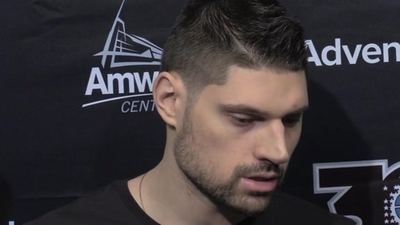 2018-19 Exit Interviews: Nikola Vucevic