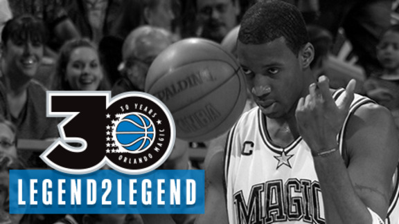 Legend2Legend: T-Mac Reaching 10K Points
