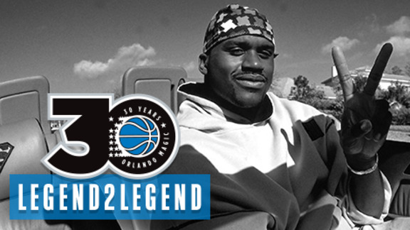 Legend2Legend: Shaq the Rapper
