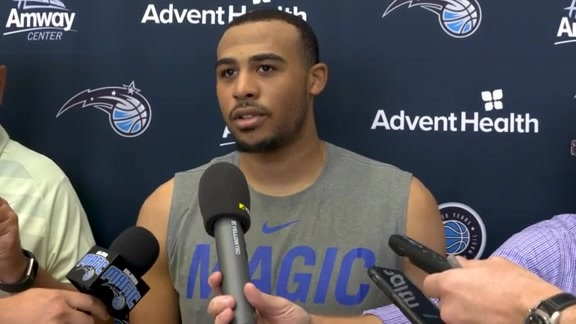 Magic Draft Workouts: Talen Horton-Tucker