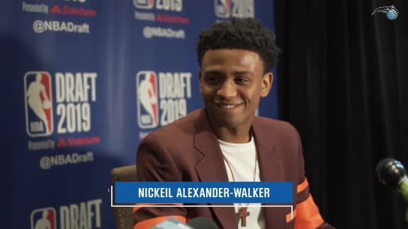 2019 NBA Draft: Nickeil Alexander-Walker