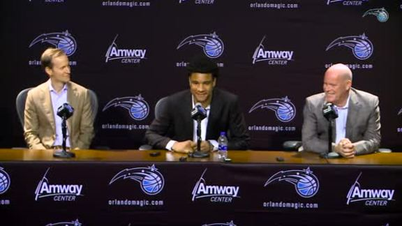 Chuma Okeke's Introductory Press Conference