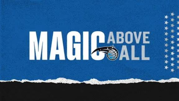 Magic Above All
