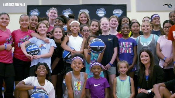 Her Time to Play: All-Girls Youth Clinic
