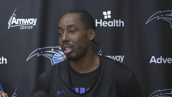 Training Camp Day 4: Al-Farouq Aminu