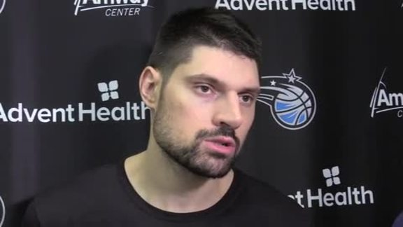 Magic Practice: Nikola Vucevic (10/14)