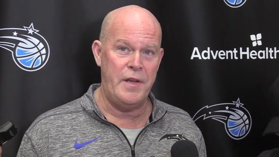 Magic Practice: Steve Clifford (10/15)