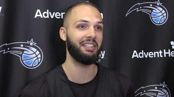 Magic Practice: Evan Fournier (10/15)