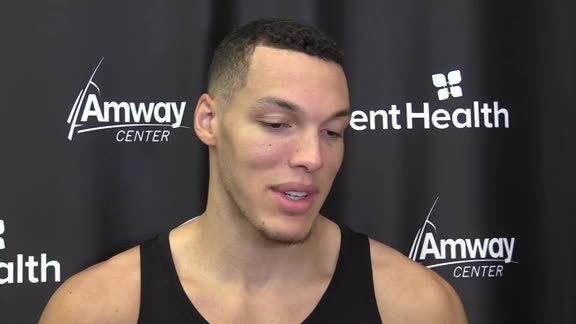 Magic Practice: Aaron Gordon (10/15)
