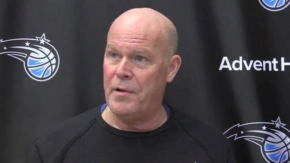 Magic Practice: Steve Clifford (10/20)