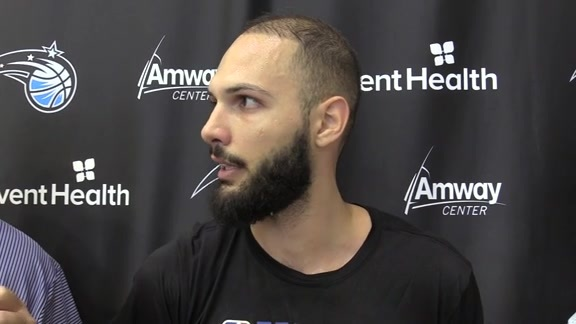 Magic Practice: Evan Fournier (10/21)