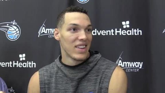 Magic Practice: Aaron Gordon (10/21)