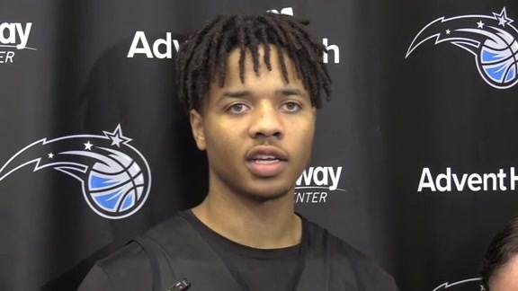 Magic Practice: Markelle Fultz (10/22)