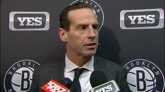 Nets Post Game Plus: BKN vs. WAS