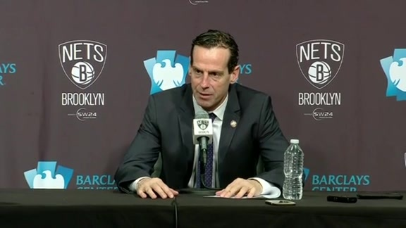 Nets Post Game Plus: BKN vs. SAS