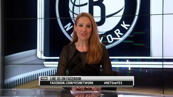Nets Post Game Plus: BKN at CHA