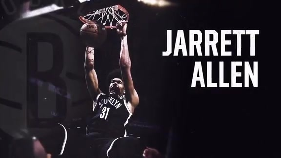 Brooklyn Nets Mixtape: Jarrett Allen Vol. 1