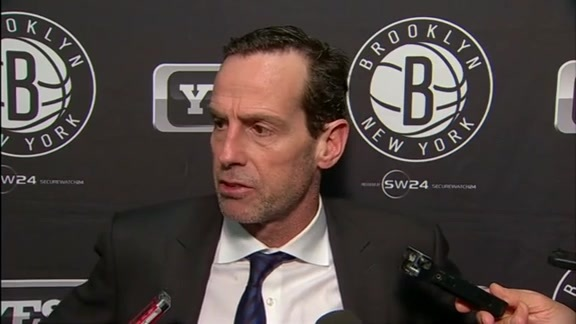 Nets Postgame Plus: BKN at TOR
