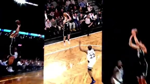 Brooklyn Nets Mixtape: Joe Harris Vol. 1