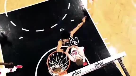 Brooklyn Nets Mixtape: Slam Dunks Vol. 1