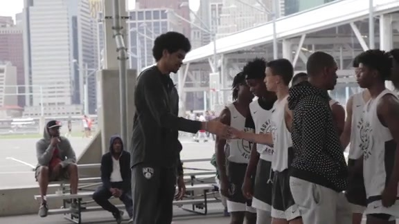 Nets Basketball Academy Hosts Youth Tourney