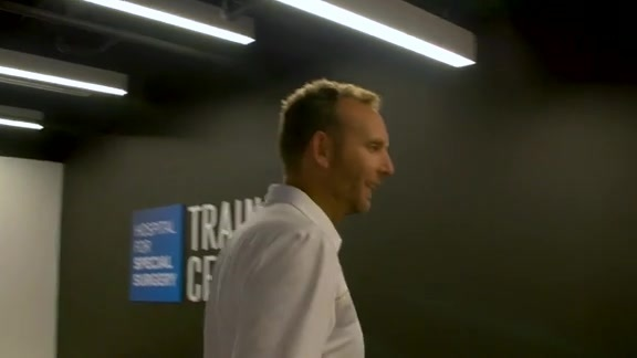 Sean Marks Message to Fans