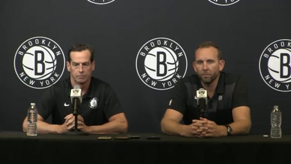 18-19 Nets Preseason Press Conference