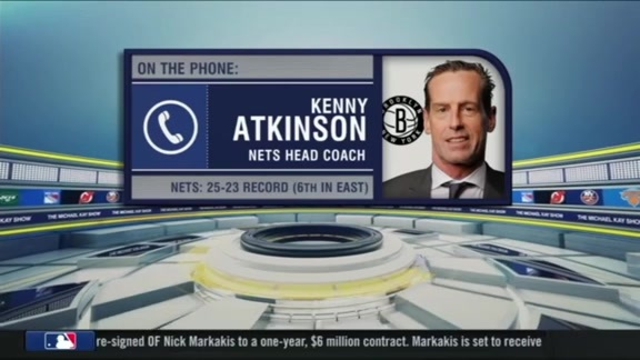 The Michael Kay Show - Atkinson on Good Stretch