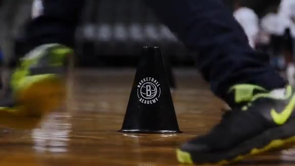 Brooklyn Nets Basketball Academy Skills Challenge