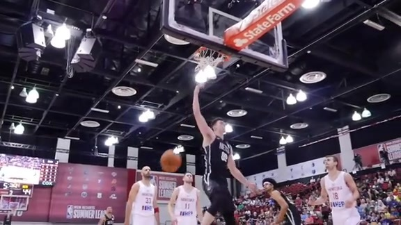 Sights and Sounds from a Summer League W