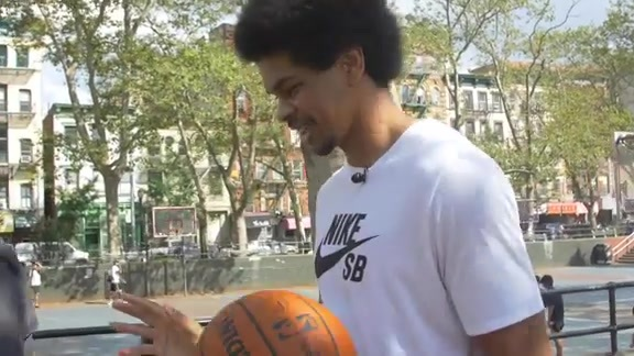 Summer in the City: Jarrett Allen