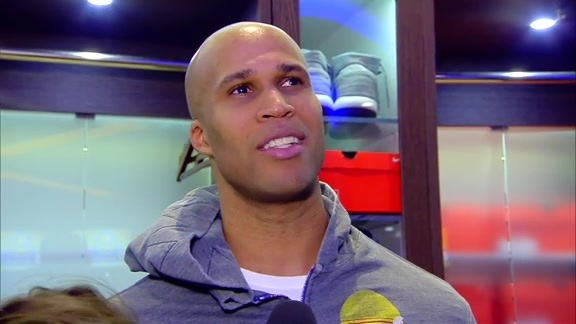 Richard Jefferson on Extended Minutes