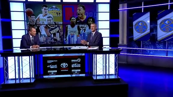Toyota Game Recap | Nuggets 104 - Clippers 109