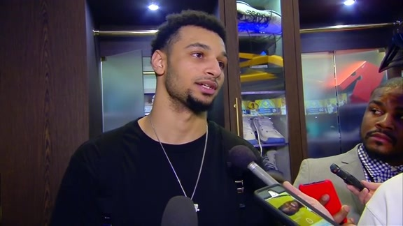 Jamal Murray Following 30-Point Performance