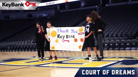 KeyBank Court of Dreams