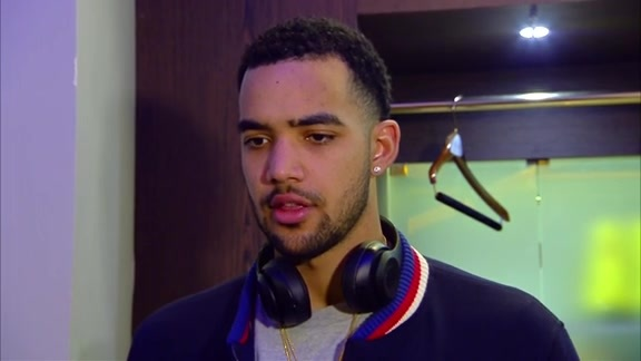 Lyles Post-Game vs Celtics