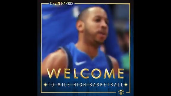 Welcome to Mile High Basketball, Devin Harris