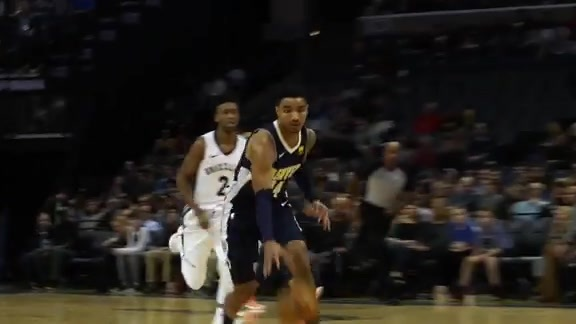 Nuggets at Grizzlies Highlights