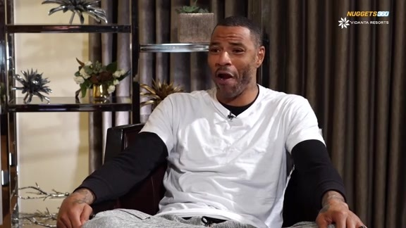 N360: Sitting Down with Kenyon Martin and Marcus Camby