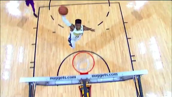 Xfinity Play of the Game: Nuggets vs. Suns