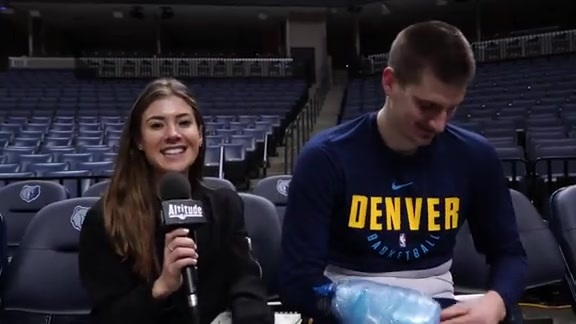 DraftKings Ask A Nugget: Nikola Jokić