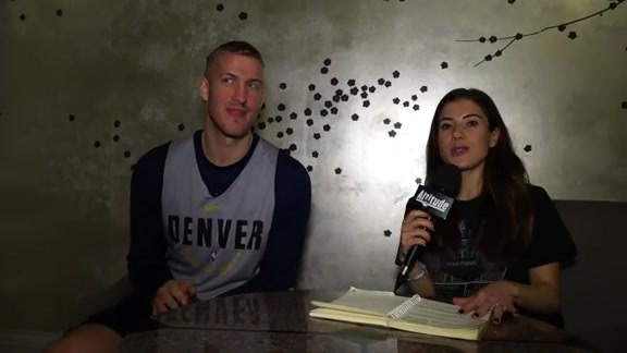 DraftKings Ask A Nugget: Mason Plumlee