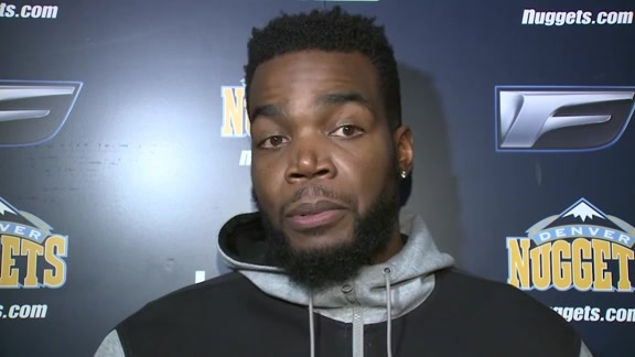 Paul Millsap Reflects on his Wrist Injury and the Season