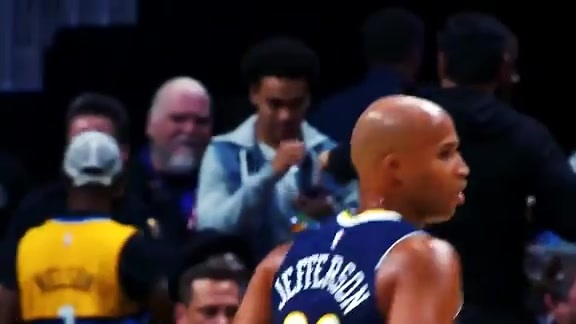 Richard Jefferson 2017-18 Highlights